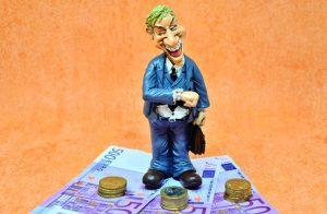 お金企業戦略